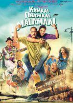 Kamaal Dhamaal Malamaal izle 2012 Hint Filmi Türkçe Altyazılı