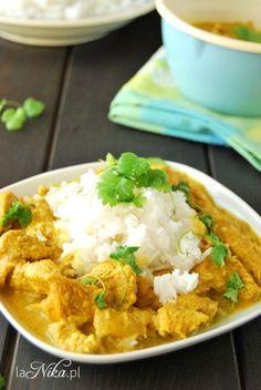 Kurczak curry 4