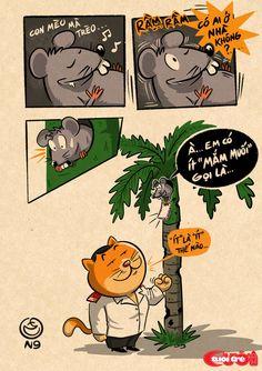 Con mèo mà trèo cây cau - Ảnh 1. Peanuts Comics, Comic Books, Cartoon, Funny, Funny Parenting, Cartoons, Comics, Comic Book, Hilarious
