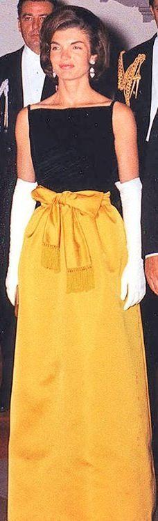 Jackie o long dresses games