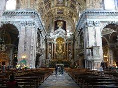 Chiesa del Gesù Nuovo, Via San Sebastiano, 48