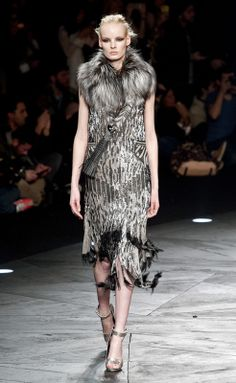 Roberto Cavalli  - Fall/Winter 2013-2014 Milan Fashion Week