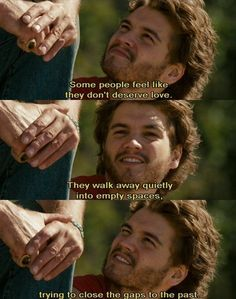 The Original into the wild movie. This is the one I remember from my childhood! Tv Show Quotes, Movie Quotes, Famous Quotes From Movies, I Origins Quotes, Movies Showing, Movies And Tv Shows, Wild Quotes, Movie Lines, Film Stills