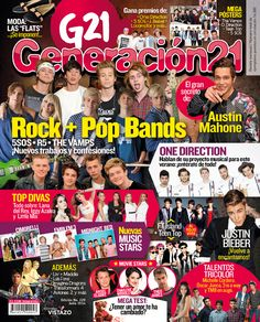 Generación21.com | Más que una revista es parte de tu vida