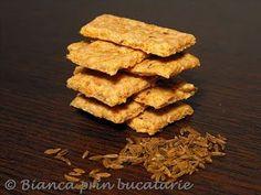 Bianca prin bucatarie: Biscuiti integrali cu chimen