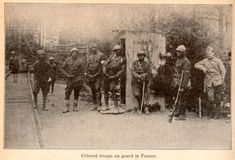 World War 1 American Soldiers