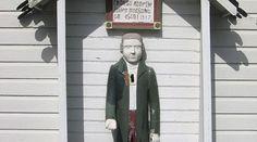 Fattiggubben vid Oravais kyrka länsad   Hbl.fi/nyheter