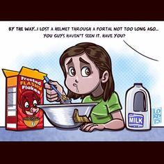 """Cereal"" by Lord Mesa"