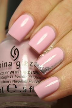 Sweet pink glam
