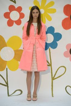 Orla Kiely Spring 2015 Ready-to-Wear - Collection - Gallery - Look 3 - Style.com