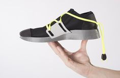 bruno truong creates recyclable shoes with engineered materials http://ift.tt/1Ufy1pc