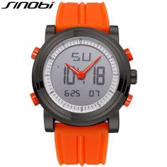 Digital Waterproof Sport Watches for Outdoor Sports Casual