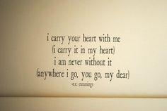 Lieblingsgedicht!
