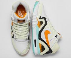kumquat nike air tech challenge ii 01 570x469 Kumquat Nike Air Tech Challenge II