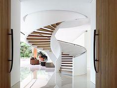 Architektur: Ein modernes Wohnhaus in Singapur   KlonBlog