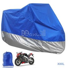 #Harley XXXL Motorcycle Storage Dust Cover For Harley Davidson Street Glide Touring please retweet