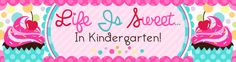Life Is Sweet....In Kindergarten!: Kindergarten Daily 5 Book Study - Chapter 2