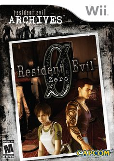 imagen Resident Evil Archives: Resident Evil Zero [NTSC] [Inglés] [Wii]
