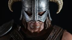 Gaming Heads have teamed up with Bethesda and ZeniMax to produce a statue of epic proportions that is likely to break the bank for any hardcore Skyrim fan.