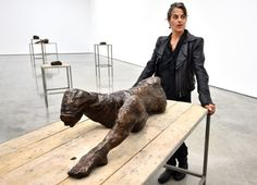 Tracey Emin during a photocall for The Last Great Adventure Is You.
