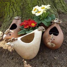 Slípka velikonoční Slab Pottery, Pottery Vase, Ceramic Pottery, Paper Mache Clay, Paper Clay, Pottery Sculpture, Sculpture Clay, Ceramic Teapots, Ceramic Clay