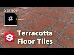 Terracotta Floor Tiles - Substance Designer Material Breakdown - YouTube