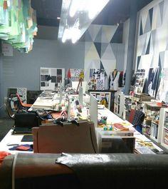 Paul Smith design studio
