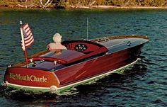 Van Dam Custom Boats | Mediterranean Luxury Yacht Tender | TT Faith Wooden Speed Boats, Wood Boats, Yacht Design, Boat Design, Classic Wooden Boats, Classic Boat, Classic Cars, Boat Garage, Luxury Yachts