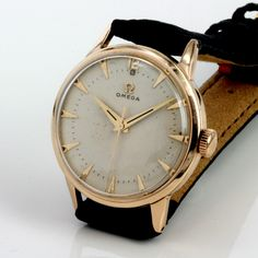 """New & Stunning Vintage Omega Watches For Men And Women 2015.""""Vintage Omega Watches 