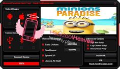 Do you want to get a Minions Paradise Hack Cheats Tool that will realey work for you ? I think that you would say yes! So get it right now from here http://hacktoolheaven.com/minions-paradise-hack-cheat-trick-tool-download-apk-ipa.html don't miss this great chance guys and generate free sand dollars, doubloons and more.