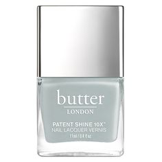 butter LONDON - Patent Shine 10X Nail Lacquer - London Fog