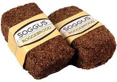 Roggebrood (Rye bread) - so liz knows what to ask for