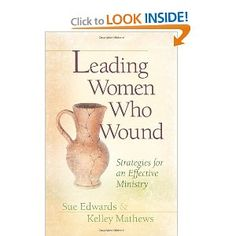 Great book for women in ministry, including pastors' wives.