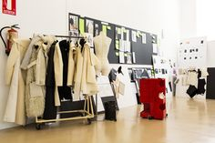 The Loewe workshop and Señor Loewe at home in Madrid « the selby (atelier) Office Workspace, Home Office, Fashion Vocabulary, Loewe, Fashion Studio, Icon Design, Wardrobe Rack, Home Accessories, Workshop