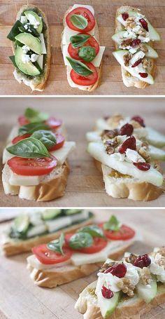 cheese sandwich ideas!                                                                                                                                                      More