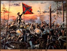 Battle of Glendale - Don Troiani