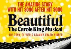 Beautiful - Aldwych Theatre - London