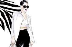 Lena Ker – Fashion Illustrations » Coultique