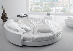 ..un letto rotondo Wowwwwwwwwwwwwwww