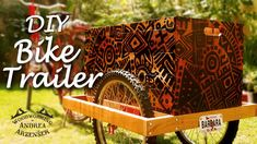 Awesome DIY Bicycle Trailer - Ep 028