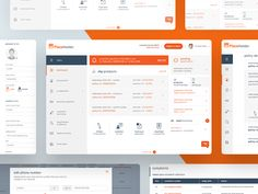 Hello People, This is a redesign to a Customer portal Insurance company. As its still in development phase I can't disclose the company name, hence I have used a placeholder instead of company log...