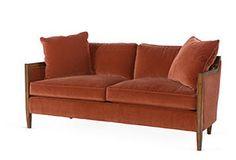 Clarence Tub Sofa