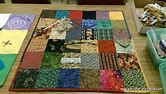 """A """"Fidget, Fiddle, or Busy"""" Quilt or Activity Blanket is a small lap quilt, mat or blanket that provides sensory and tactile . Hand Fidgets, Fidget Blankets, Fidget Quilt, Activity Mat, Man Quilt, Best Gifts For Men, Fidget Toys, Alzheimers, Decoration"""