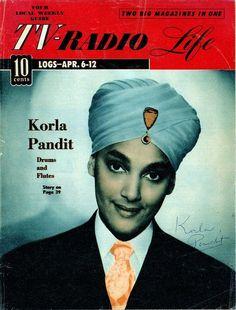 The Arabian Bandit Korla Pandit.