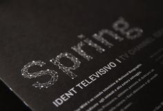 Unire i Punti Graphic Package by Ana Gomez, via Behance