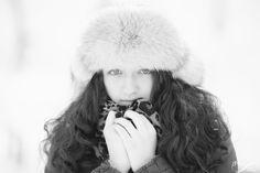 Women Portrait Black & White