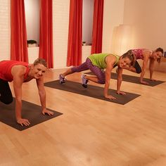 10 Minutes to Flat Abs