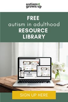 All of my favorite tools to help you with autism in adulthood in one place. Aspergers Autism, Adhd And Autism, Autism Parenting, Children With Autism, Parenting Quotes, Parenting Advice, Autism Resources, World History, Autism