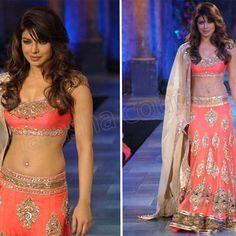 Bollywood Lenga Saree!