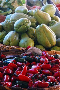 Mercado de Las Vigas, Veracruz - Mexico
